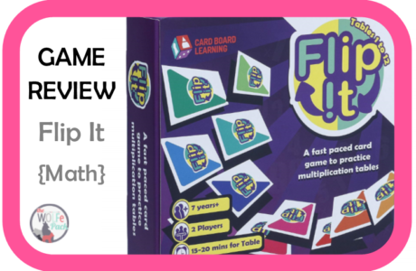 GAME REVIEW: Flip It {Math}