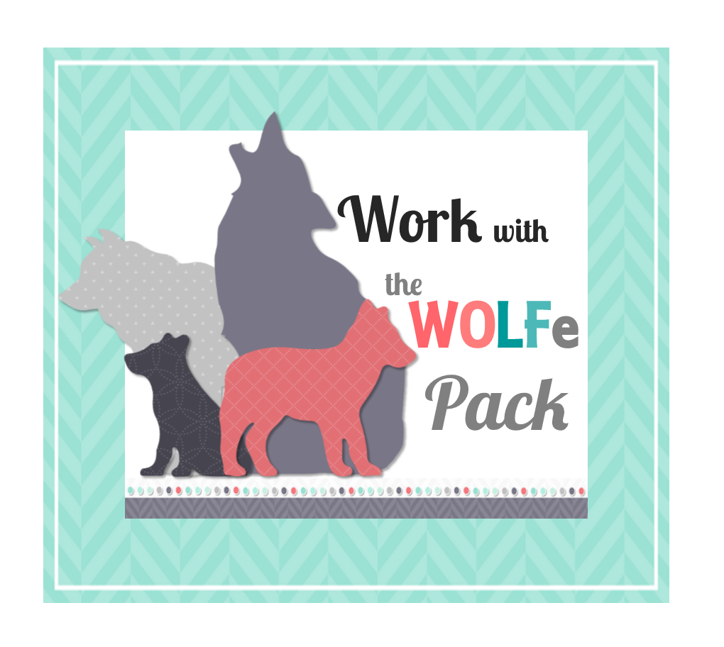 Do you want to work with the Wolfe Pack?