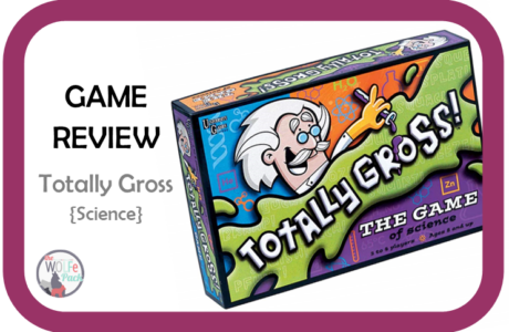 Game Review: TOTALLY GROSS {Science}