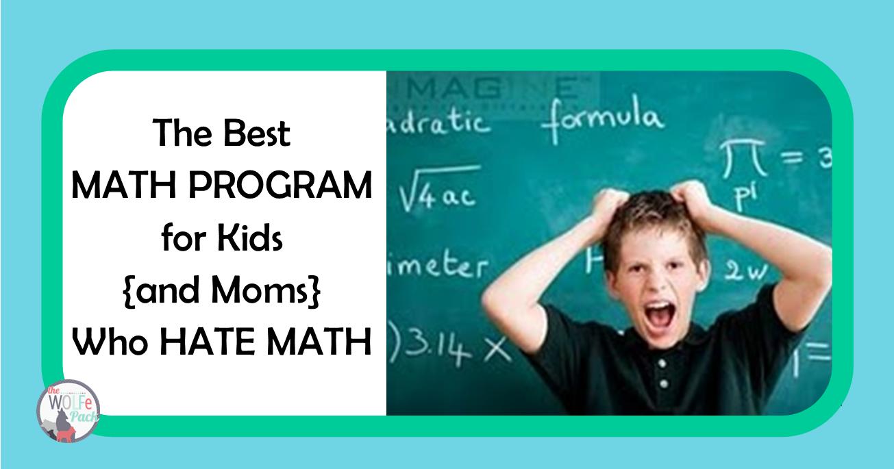 best online math program for kids