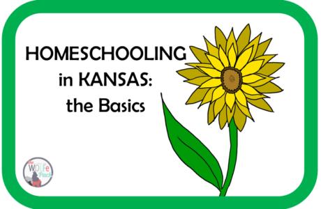 HOMESCHOOLING in KANSAS: the Basics