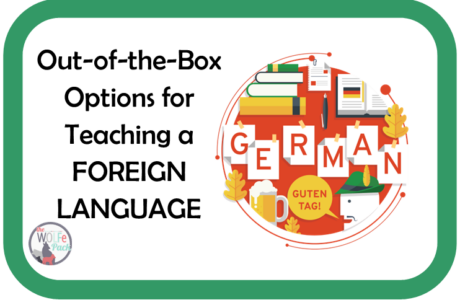 FOREIGN LANGUAGE: Three Out-of-the-Box Options