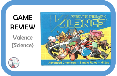 Game Review: VALENCE {Science}