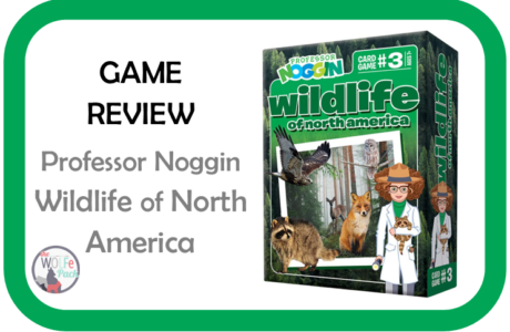 Game Review: PROFESSOR NOGGIN'S Wildlife of North America {Science}